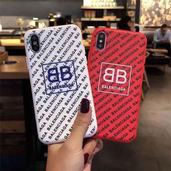 Telefon-Kasten für iPhone 11 6 6S 7 7Plus 8 8Plus X XR XS Max Netter Abdeckung Coque für iPhone 7 Fall