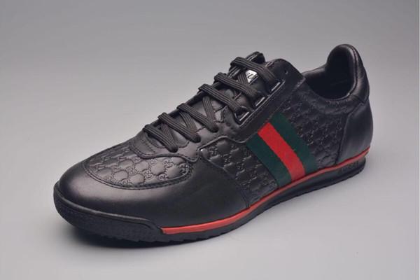 Высокое качество размер 38-45 роскошные дизайнерские туфли кожаные туфли мужские п