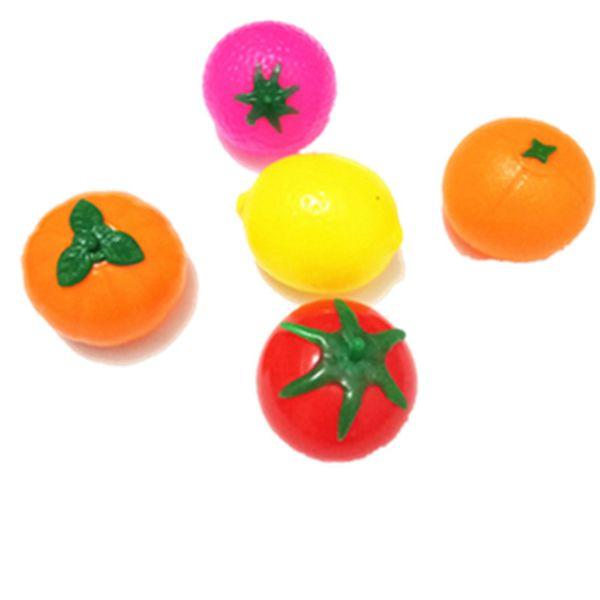الفاكهة ترسل بشكل عشوائي