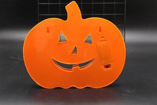 Creative 3D Night lights Pumpkin Shape Orange Home House Decoration For Holiday Halloween Christmas Party Indoor Room 2019