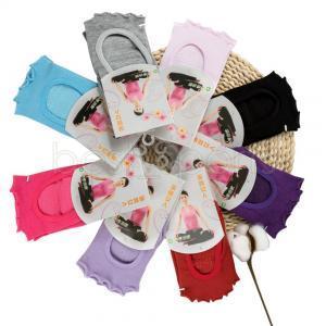 Yoga Silikon Anti-Slip Peep Toe Socken Frauen Backless Rutschfeste Gymnastikballett Fitness Sport Baumwolle Socken LJJP159