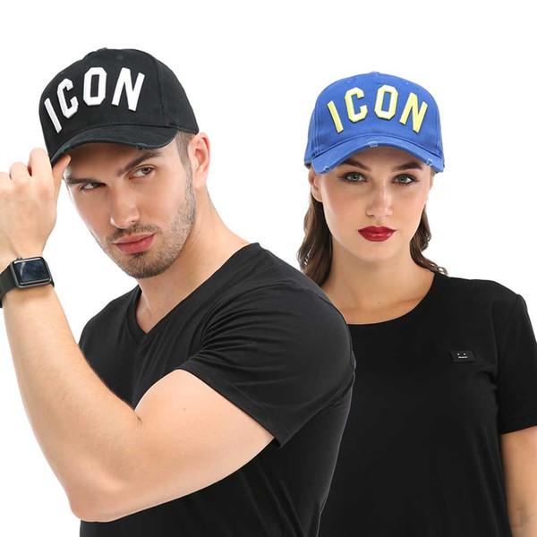 2019La última moda azul negro rojo Snapbacks pareja sombrero gorra de béisbol baloncesto fútbol huesos hombres y mujeres todos los sombreros del equipo