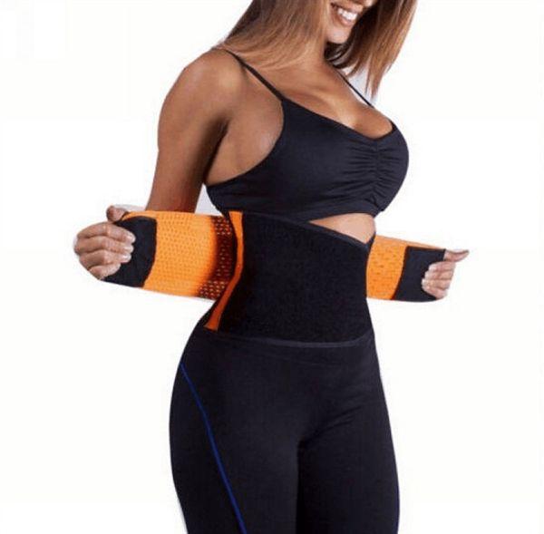2019 Hot Waist Trainer Belt for Women - Waist Cincher Trimmer Slimmer Body Shaper Belt - Sport Girdle Belt for Weight Loss