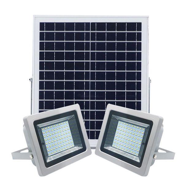 Solar Cabeza Libre Proyector Impermeable Al Aire Solar 80 LED2 Lámpara Compre Garden De Path Edison2011 Luz 1 Doble Interior Para Street 2 En rdsthQC