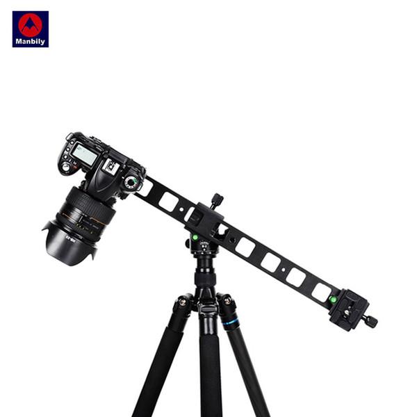 "tripod mount Manbily PU-480 Camera Slide Lengthen Fast mounting plate 1/4""Universal Tripod's quick release plate mini slide for DSLR Camera"