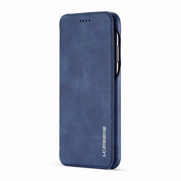 Samsung Galaxy Cell Phone Cases Samsung S9 retro-abrasive simple business mobile phone cover flip socket bracket Samsung S9 Plus protective