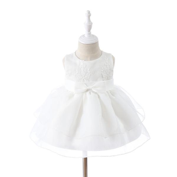Le ragazze adorabili e bei vestiti da sposa della principessa dei bambini dai fornitori cinesi