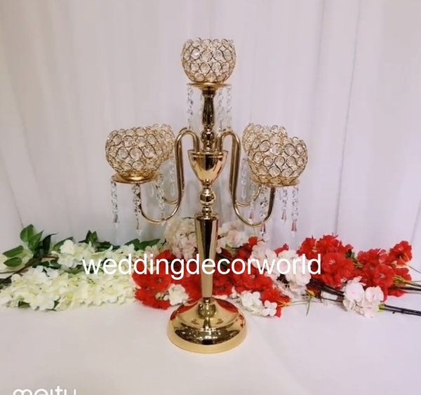 decorative table centerpieces.htm new style metal gold flower stand for wedding party table  new style metal gold flower stand for
