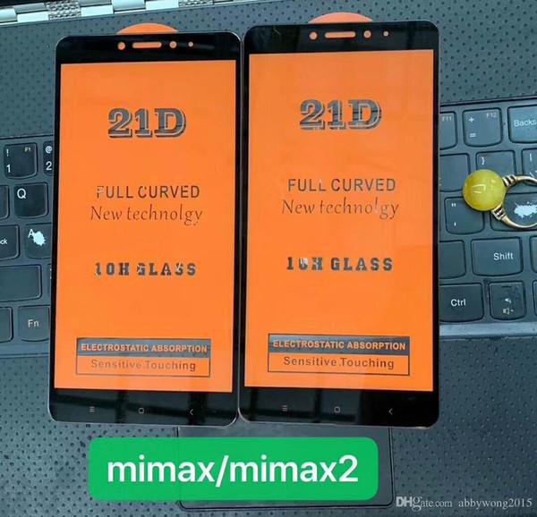 5D 6D 9D 21D 10H Protecteur d'écran en verre trempé recouvert d'une colle pour Redmi 7A Note 6 K20 Pro Huawei P30 Lite Y9 2019 Mate 30 Lite