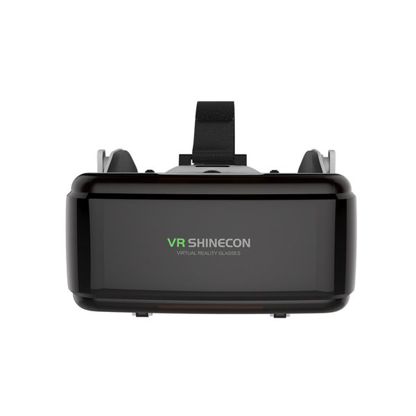 VR G06E Headphone Version VR Virtual Reality 3D Glasses Hot items