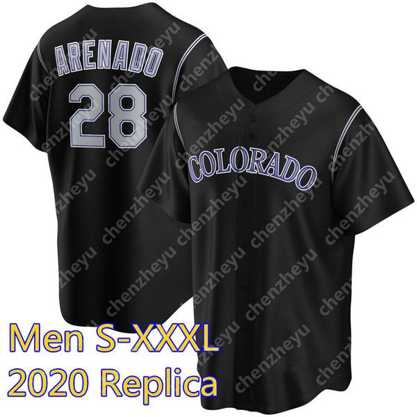 2020 Kopya / Siyah / Erkek