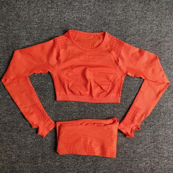 Conjuntos C4 laranja