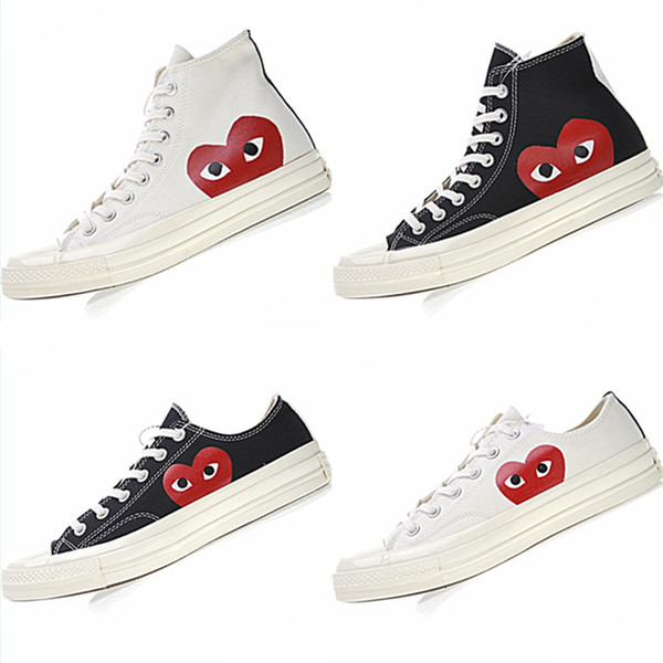 1970s Classic Benevolence Big Eyes Canvas Casual Skateboard Shoes Originals 1970 Big Eyes Buffer Rubber Training Sneaker