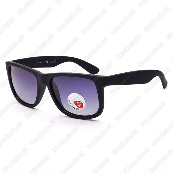matte black-grey gradient polarized