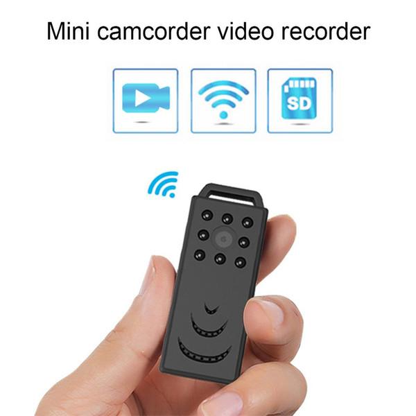 IR-Nachtsicht-Minikamera S92 HD wifi P2P-IP-Kamera 150-Grad-Weitwinkelvideorecorder-Überwachungscamcorder des inländischen Wertpapieres