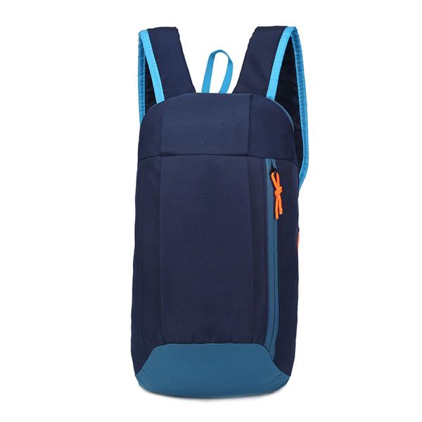 Soperwillton Рюкзак водонепроницаемый Оксфорд женщин Рюкзак Складная 9 Вариант цвета Мужчины Дорожная сумка женский мужской # 1221
