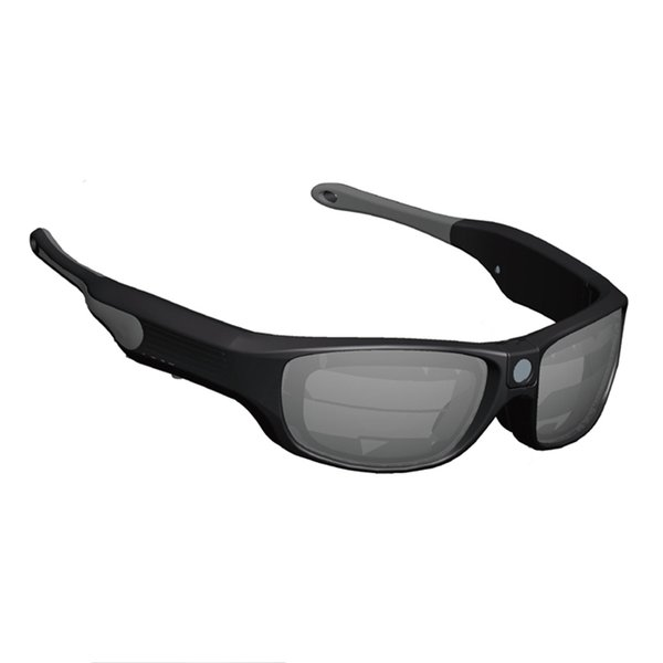 Full HD 1080P Mini Camera Smart Glasses DVR Eyewear Security Camcorders Audio Video Recorder Sunglasses DV Waterproof IP55 for Outdoor Sport