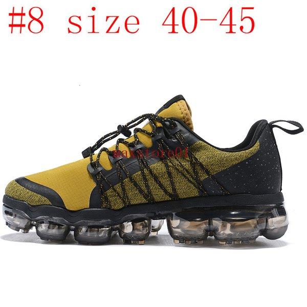 #8 black gold size 40-45