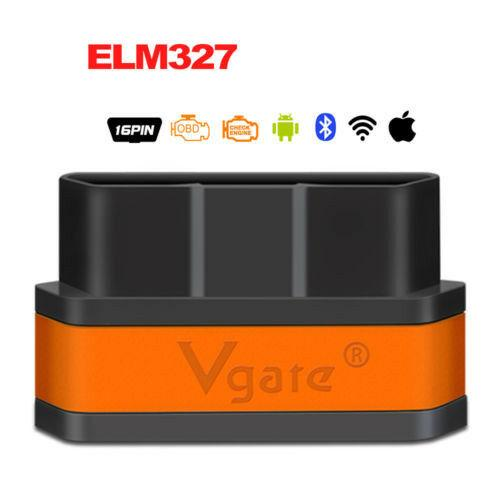 Vgate iCar2 ELM327 Wifi / Bluetooth OBD2 Strumento diagnostico per IOS iPhone / Android / PC