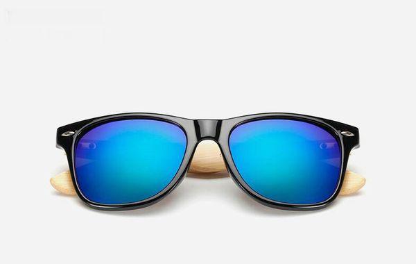 50MM54mmsunglasses Vintage Sun Glasses Men Women Ben 50mm 54mm Glass Lenses With Case