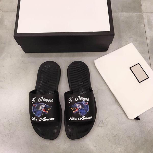 Men Summer Sandals Beach Slides, Fashion Slippers Indoor Shoes with Tiger Bee Flowers Snake 3D design Size EUR 38-45