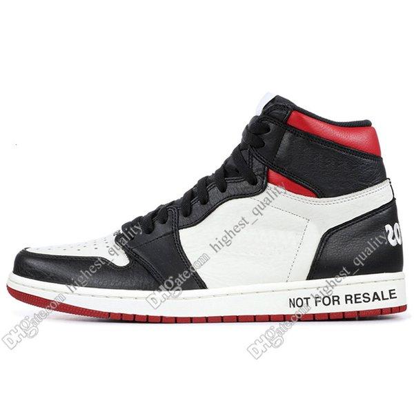 # 10 NO Siyah Kırmızı (siyah kene ile yan)