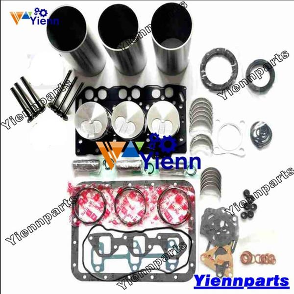 2019 3TNE74 Overhaul Rebuild Kit For Yanmar Diesel Engine Repair Parts  3TNE74 EJKH 3TNE74 JLTEB3 3TNE74 JK 3TNE74 JR 3TNE74 USR 3TNE74 NS From