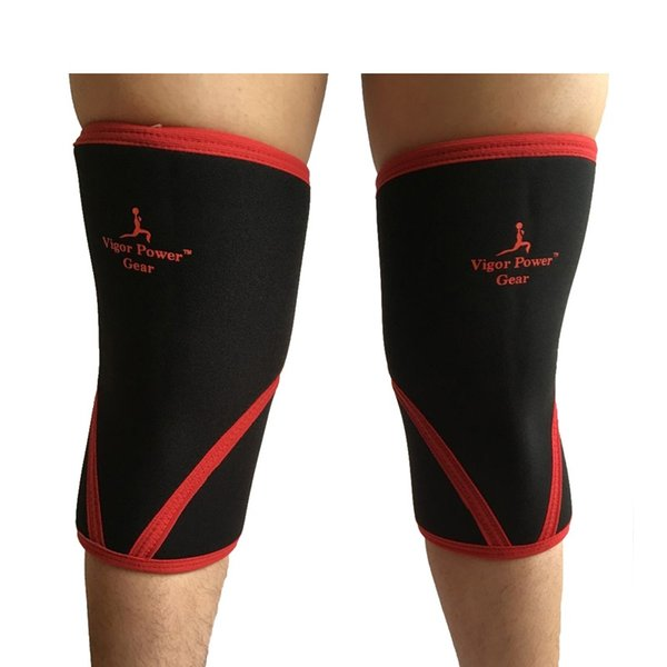 VPG-WL1406 Free shipping higher quality weight lifting knee sleeves for powerlifting,crossfit knee pad for women and men #248863