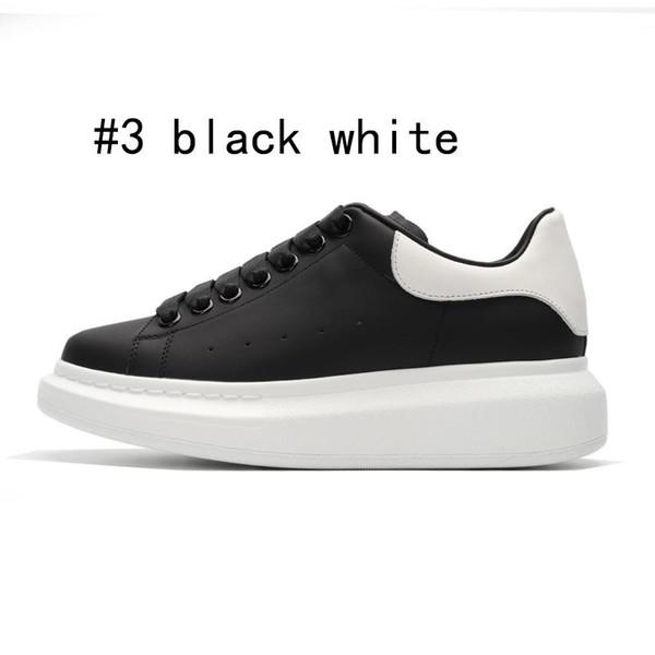 3 noir blanc 36-44
