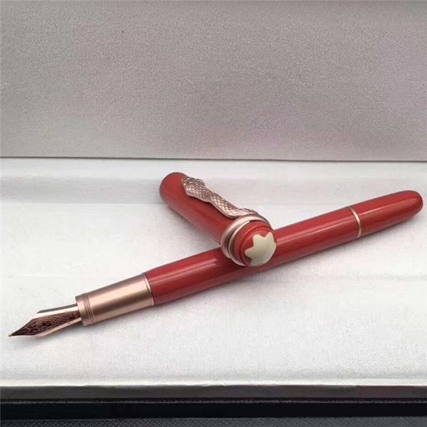 نافورة القلم روز الذهب كليب