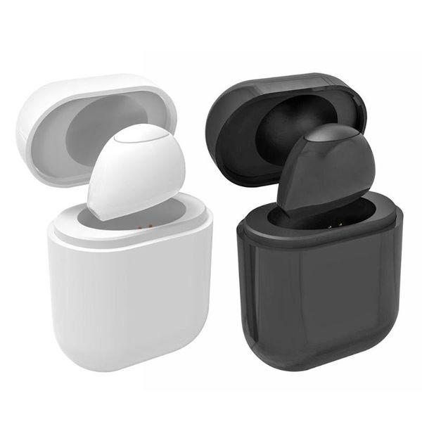 S9 Mini Hidden Bluetooth auricolare In-Ear Business auricolare wireless con scatola di ricarica lungo tempo Stand auricolari per entrambi gli auricolari