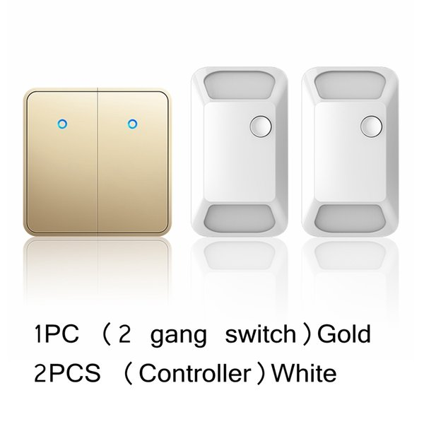 G 2 gang 2 receiver