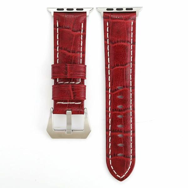 Für apple watch band 42mm 38mm bussiness casual style watch line einstellbare ersatz armbänder für iwatch bands armband für männer frauen