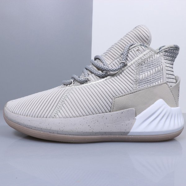 2019 2018 New Popular D ROSE 9 Basketball Shoes,Basketball Training  Sneakers,Cheap Trainer Runners Sports Running Shoes,Mens Boots Footwear  From