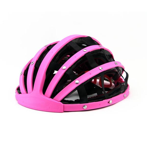 2019 Hot Sale Men Women Folding Adjustable 56-62 cm Road MTB Bike Bicycle Ultralight Helmet Outdoor Cycling Safety Wear
