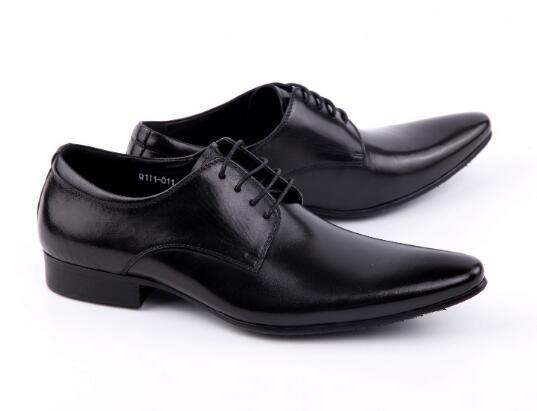 New Soft leather Men Formal Business Shoes Wedding Party Dress Oxfords Big Size euro 46