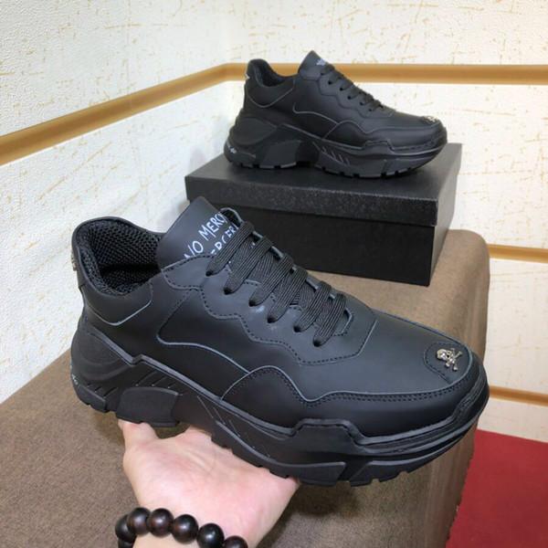 Nombre de la marca Caja original Vino Rojo Negro Kanye West Arena Zapato casual Moda con cordones Zapatillas de deporte de alta zapatillas de deporte de talla 38-44 89255