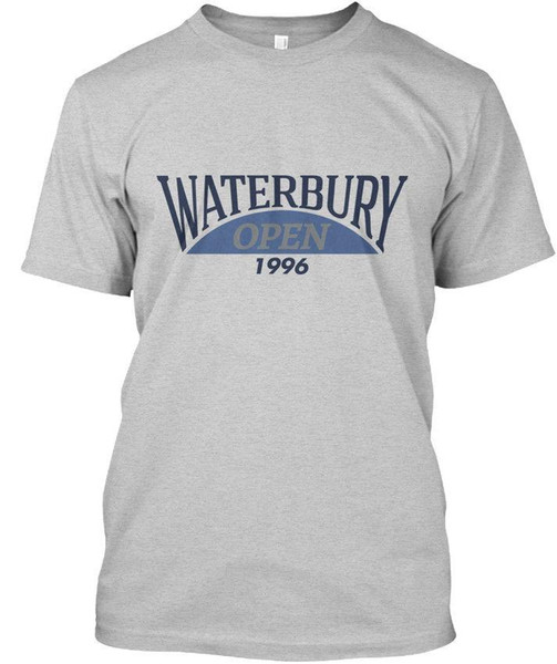 One-of-a-kind del 1996 Waterbury Aperto - T-Shirt T-Shirt Tagless Tagless Tee T-shirt
