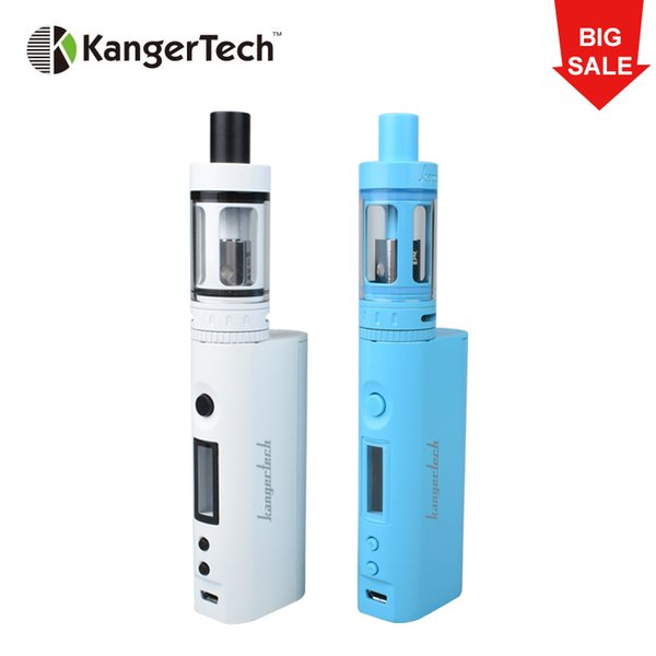 100% Original Kangertech Subox Mini Starter kit 50W 0.3ohm Kangertech Subtank Mini Atomizer Kbox Battery