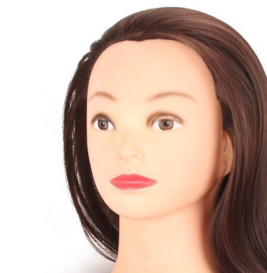 maquillaje de Brown