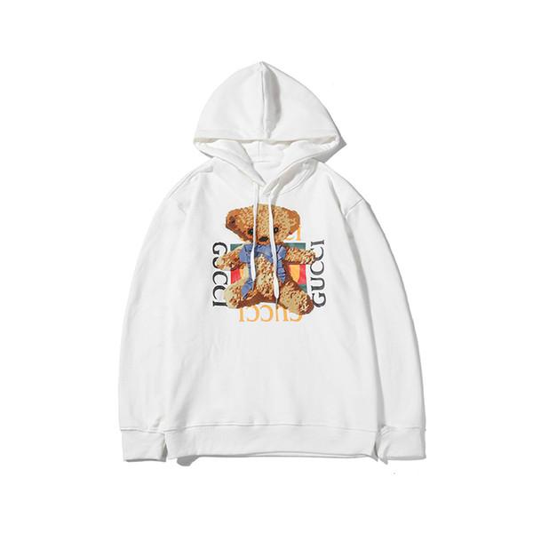 Livraison gratuite 2019 nouveaux designers Hot vente Hommes Polo Sweats à capuche et les sweatshirts occasionnels automne hiver avec luxueuses ho hommes veste de sport capuche