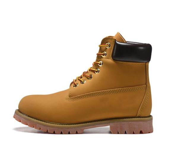 2020 luxury mens designer boots leather