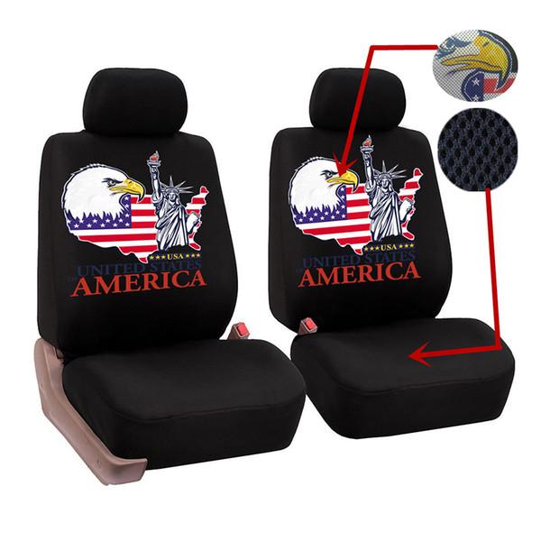 Cubierta de asiento de coche Universal Adecuado para protección de asiento de coche Interior automotriz de alta calidad Tampa do assento do carro