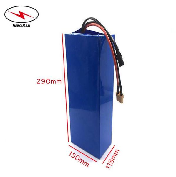 20S9P 72V Lithium Battery Pack NCR18650 29PF Electric Bike Li Ion Battery Pack 72V 25Ah 26.1Ah for 3000W QS V3 Motor