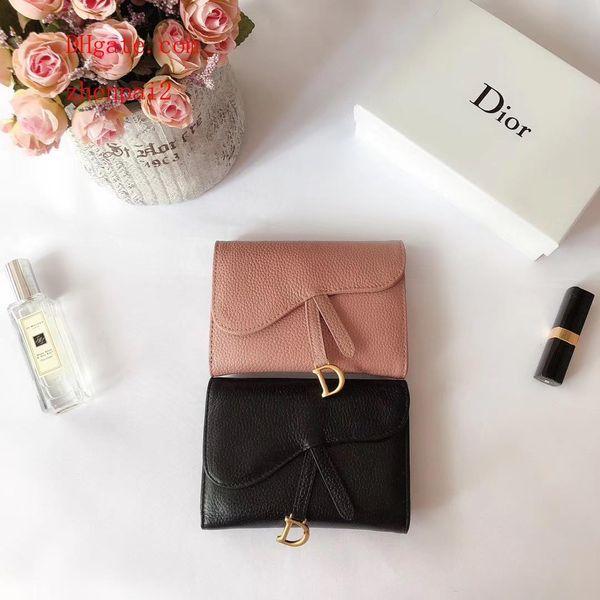 Carteiras de moda de nova tendência marca carteira homens moda mulheres mini titular do cartão bolsa Multi-cartão aberto do cartão bolsas D-5