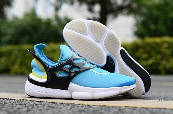 02 2019 superiore Presto Estrema scarpe da corsa per le donne gli uomini, rosa scuro oliva verde Sport scarpe outdoor formatori Sneakers 36-45