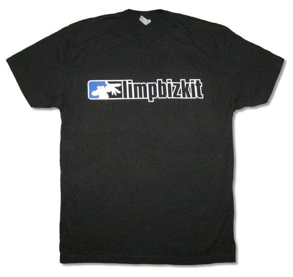 Limp Bizkit US Tour 2013 Black T Shirt New Official Adult Mens 2018 fashion Brand T Shirt Tops O-Neck 100%cotton