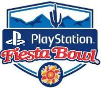 with fiesta bowl patch