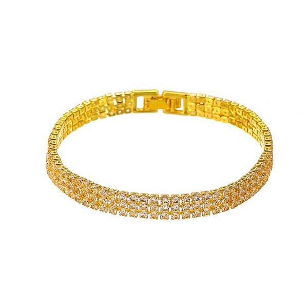18 centímetros de ouro