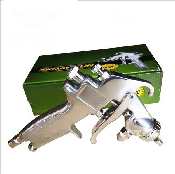 HP-3000 manuel voiture économie d'énergie haute Atomisation Pistolet 304 en acier inoxydable à haute pression Pistolet en option 1.5MM / 1.8MM